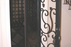 custom-wrought-iron-door-houston-012