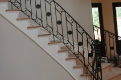 custom-wrought-iron-railing-houston-038